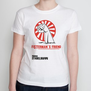 Damen Shirt 'Fisterman's Friend'